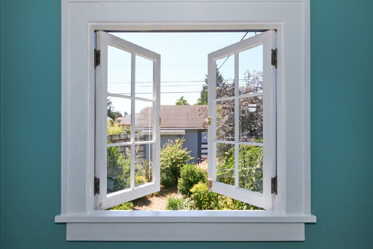 Aluminium Window Casement Nottinghamshire
