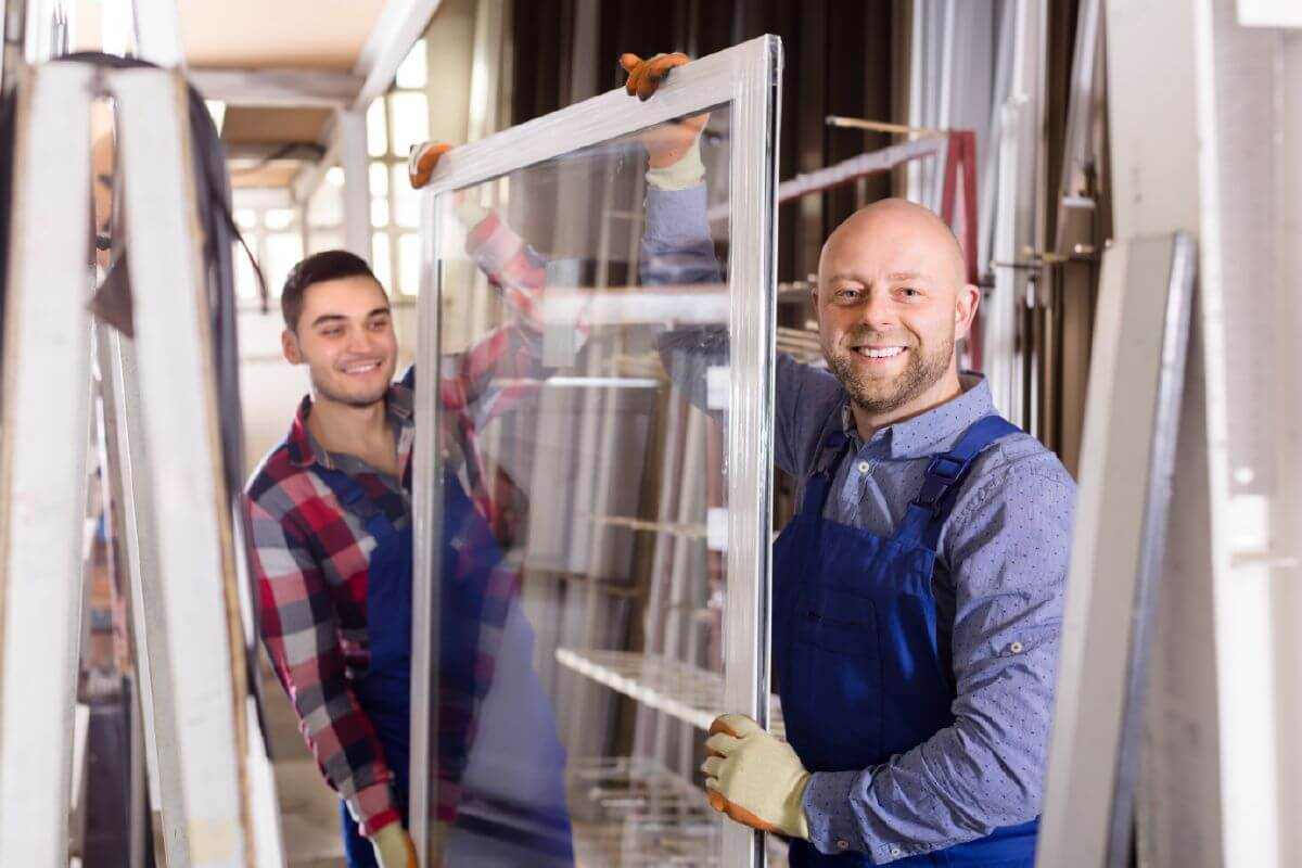 Aluminium Window Repairs Nottinghamshire